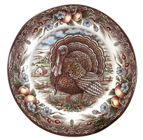 Classic English Tableware Turkey Pattern